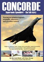 Concorde Supersonic Speedbird issue Concorde Supersonic Speedbird