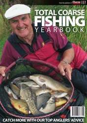 Total Coarse Fishing Yearbook issue Total Coarse Fishing Yearbook