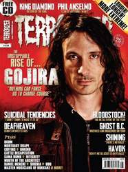 Terrorizer 238 issue Terrorizer 238