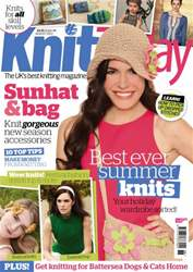 Knit Today Magazine Cover