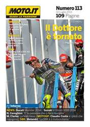 Moto.it Magazine Magazine Cover