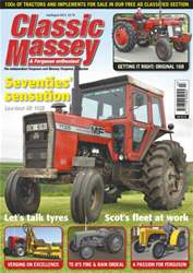 Classic Massey July-August 2013 issue Classic Massey July-August 2013