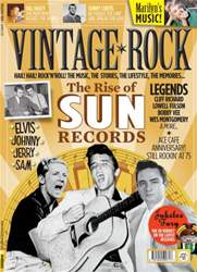 Summer 2013 Rise of Sun Records issue Summer 2013 Rise of Sun Records