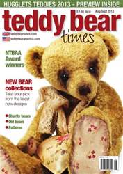 Teddy Bear Times Issue 206 issue Teddy Bear Times Issue 206