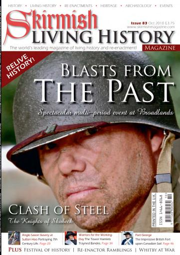 Skirmish Living History Digital Issue