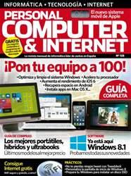 Personal Computer & Internet Magazine Cover