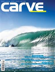 Carve Surfing Magazine Issue 144 issue Carve Surfing Magazine Issue 144
