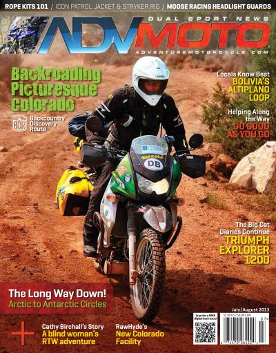 Adventure Motorcycle Preview