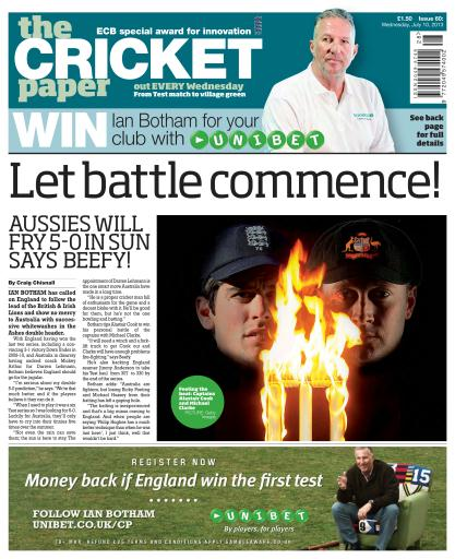 The Cricket Paper Digital Issue
