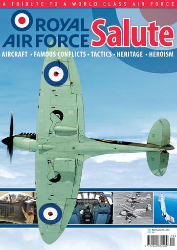 RAF Salute 1 Digital Issue