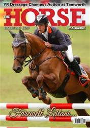 The Horse Magazine - August 2013 issue The Horse Magazine - August 2013