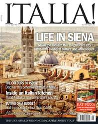 August 2013 Life in Siena issue August 2013 Life in Siena
