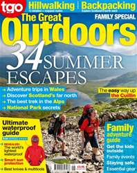 August - Summer Adventures issue August - Summer Adventures