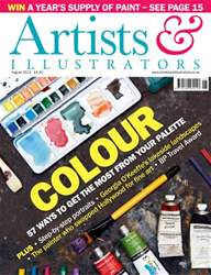 Artists & Illustrators August 13 issue Artists & Illustrators August 13