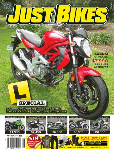JUST BIKES Digital Issue