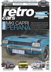 Retro Cars August 13 issue Retro Cars August 13