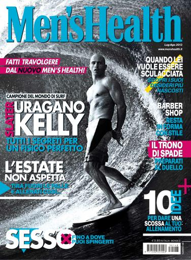 Men's Health Italia Digital Issue