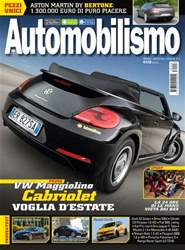 Automobilismo 8 2013 issue Automobilismo 8 2013