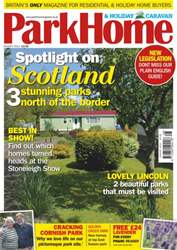 ParkHomes August 2013 issue ParkHomes August 2013