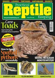 No.52 Cane Toads issue No.52 Cane Toads