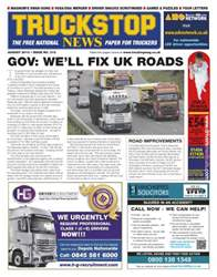 Truckstop News Issue 313 issue Truckstop News Issue 313