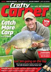 Crafty Carper August 2013 issue Crafty Carper August 2013