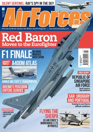 AirForces Monthly Preview