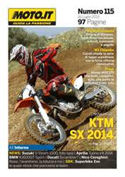 Moto.it Magazine 115 issue Moto.it Magazine 115
