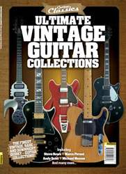 Vintage Guitar Collections issue Vintage Guitar Collections
