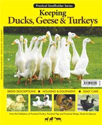 Keeping Ducks Geese & Turkeys issue Keeping Ducks Geese & Turkeys