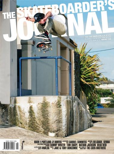Skateboarder's Journal Australia Preview