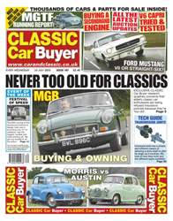 Classic Car Buyer 24 July 2013 issue Classic Car Buyer 24 July 2013
