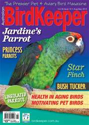 BirdKeeper Vol 26 Iss 10 issue BirdKeeper Vol 26 Iss 10