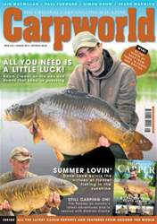 Carpworld August 2013 issue Carpworld August 2013