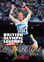BOL 20 - Greg Rutherford issue BOL 20 - Greg Rutherford