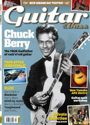 September 2013 Chuck Berry issue September 2013 Chuck Berry