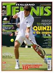Il Tennis Italiano 8 2013 issue Il Tennis Italiano 8 2013