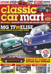 Classic Car Mart September 2013 issue Classic Car Mart September 2013