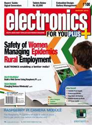 August 2013 issue August 2013