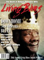 Living Blues #226 issue Living Blues #226