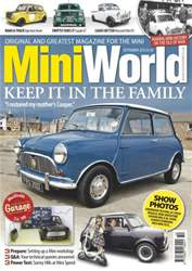Mini World September 2013 issue Mini World September 2013