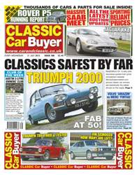 Classic Car Buyer July 31 2013 issue Classic Car Buyer July 31 2013