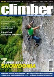 Climber September 13 issue Climber September 13