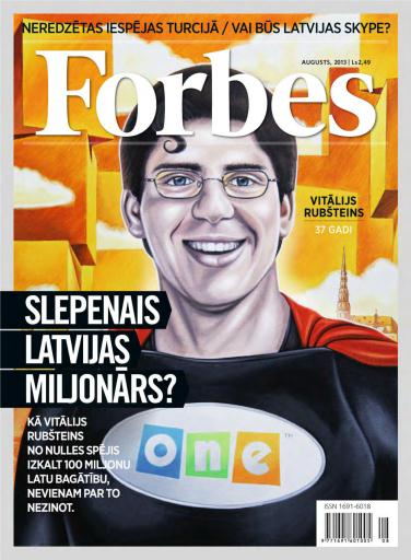 Forbes Latvia Digital Issue