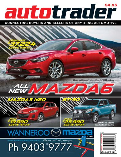 Autotrader Magazine Auto Trader 1111 Subscriptions Pocketmags