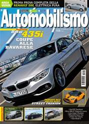 Automobilismo 9 2013 issue Automobilismo 9 2013