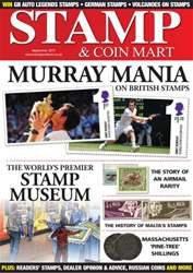 Stamp & Coin Mart September 2013 issue Stamp & Coin Mart September 2013