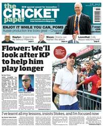 Wednesday 7th August 2013 issue Wednesday 7th August 2013