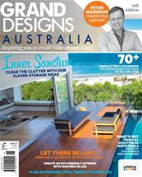 Grand Designs Australia Magazine Cover