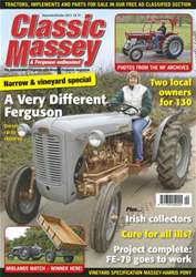 Classic Massey Sept-Oct 2013 issue Classic Massey Sept-Oct 2013